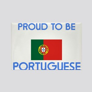 Proud to be Portuguese Magnets